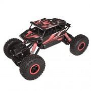Web Kreature Radio Control 4WD Rally Rock Crawler Monster Truck, Red