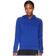adidas Essentials Cotton Fleece 3S Over Head Hoodie Mystery InkMystery Ink