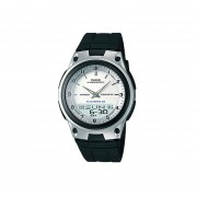 Reloj Casio AW-80-7A-Negro Con Plateado