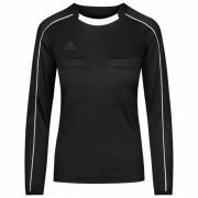 adidas Referee 16 Scheidsrechterjersey met lange mouwen dames S93376 - zwart - Size: Small