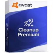 Avast CleanUp - 5 postes - Abonnement 1 an