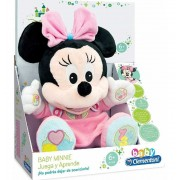 Peluche Educativo Minnie - Clementoni