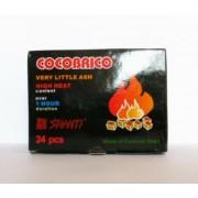 CocoBrico 350 g kókusz természetes szén