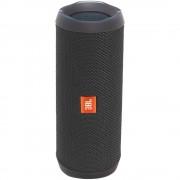 Bluetooth® zvučnik JBL Flip 4 AUX, telefoniranje slobodnih ruku, zaštita od prskanja vode, crne boje