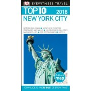 Top 10 New York City, Paperback