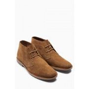 Mens Next Suede Desert Boot - Navy