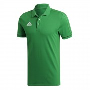 adidas Tiro 17 Herren Cotton Polo Shirt - BQ2686 grün