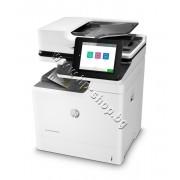Принтер HP Color LaserJet Enterprise M681dh mfp, p/n J8A10A - HP цветен лазерен принтер, копир, скенер, факс(опция)