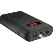 Trust 21788 Power Bank Caricabatterie Portatile 10000 Mah Colore Nero - 21788 Gxt 777 X