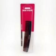 BETER - Női celluloid fésű 16 cm