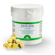 DHA-EPA - wegańskie kwasy Omega-3 z mikroalg Schizochytrium - DR. JACOB'S