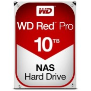HDD Desktop Western Digital Red Pro, 10TB, SATA III 600, 256 MB Buffer + Cablu S-ATA III 4World 08529, 457 mm