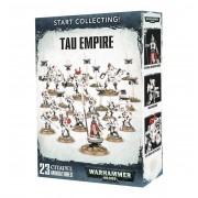 Games Workshop Warhammer 40 000 - Start Collecting! T'au Empire
