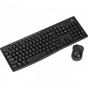 Tastatura+miš wireless US Logitech MK270, crna/