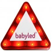 Babyled Autocolante Led Bebé A Bordo Babyled 0m+