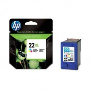 HP Cartucho de tinta original 22XL de alta capacidad Tri-color C9352CE