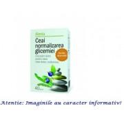 Ceai Normalizarea Glicemiei 40 plicuri Alevia