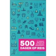 Reisverhaal 500 dagen op reis   Ingeborg van den Ban