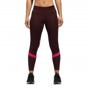 adidas Women's How We Do Running Tights - S - Red