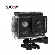 Original SJCAM SJ4000 Cámara de Acción WiFi pantalla LCD de 2,0 pulgadas Full HD 1080P 30M impermeable mini SJ DV deportes Cámara 4000(#Negro)