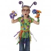 Creatii din sarma jenila kit multiuser Alex Toys, maxim 20 de copii