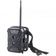 VisorTech Full-HD-Wildkamera WK-620.gsm mit Bewegungsmelder, IR, GSM