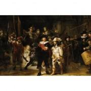 Geen Poster Rembrandt De Nachtwacht 61 x 92 cm kunst wanddecoratie