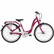 Fahrrad Skyride 24-7 Alu light berry bordeaux