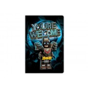 Agenda LEGO Movie 2 Batman (52340)