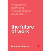 What Do We Know and What Should We Do About the Future of Work?, Paperback/Melanie Simms