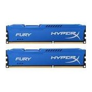 Kingston HyperX Fury 8GB (2x4GB) DDR3 1600MHz memória KIT