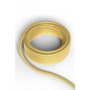 2031 Calex 3mtr. stofledning metallic guld
