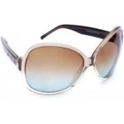 Guess Cat-eye Sunglasses(Brown, Green)