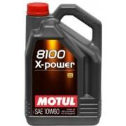 MOTUL 8100 XPower 10W60 5 liter