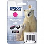 Epson 26 Original Ink Cartridge C13T26134012 Magenta