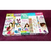 ARTBOX 5 In 1 Jewellery Making Party Pack Gift Set For Girls