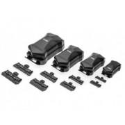 AQUAEL Dispozitiv magnetic pentru curățare acvariu 2in1 10-18 M XL