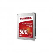 "Toshiba Disco Duro Interno Toshiba 500GB 7200 RPM 3.5"" SATA -HDWD105XZSTA"
