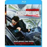 Mission imposible. Ghost Protocol BluRay 2011