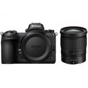 Nikon Z6 + FTZ Adaptor + NIKKOR Z 24-70mm F4 S