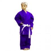Kimono albastru Standard (8 oz ) Budo Best