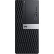 Dell Optiplex 7070 MT PC, i7-9700 3.0GHz, 8GB RAM, 1TB HDD, Intel HD graphics, Win 10 Pro