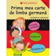 Prima mea carte de limba germana. Ascunde si ghiceste - Catherine Bruzzone Susan Martineau