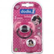 dodie® Duo sucettes +18 mois Motiv