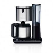 Cafetière programmable Styline 8 tasses avec verseuse isotherme TKA8653 Bosch