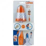 Четка за почистване на шишета и биберони Latch - 11734 Munchkin, 5019090117340