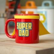 Thumbs Up Super Dad Mug