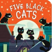 Five Black Cats, Hardcover