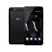 WIKO Jerry Dual-SIM Smartphone 12.7 cm (5 inch) 1.3 GHz Quad Core 16 GB 5 Mpix Android 6.0 Marshmallow Zwart