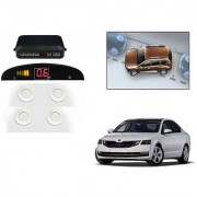 Kunjzone Car Parking Sensor For Hyundai Santa Fe [2011-2014]